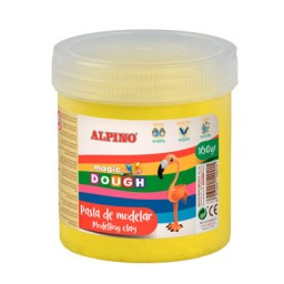 Magic Dough 160 g. amarilla Alpino DP000144