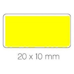 Gomet amarillo 20 x 10 mm. Apli 04883