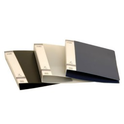 Carpeta 4 anillas 40 mm. Deluxe Din A-4 negra Office Box 44069