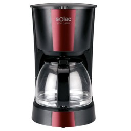 Cafetera Stillo Red Solac
